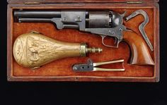 Colt Modem 1848 Percussion Army Revolver