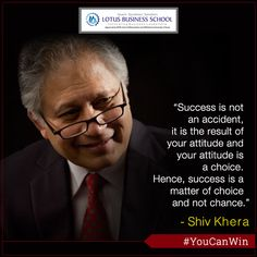 Hard work pays! ‪#‎YouCanWin‬ Shiv Khera ‪#‎Quotes‬ ‪#‎LBS‬