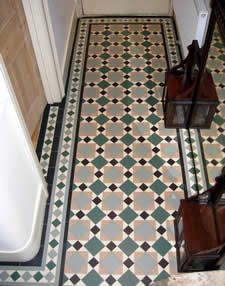 5. Kamuel, London Olde English Tiles Hall Tiles, Front Path, Photo Competition, Old English, Kitchen Tiles, House Front, Animal Print Rug, Home Improvement, Restoration