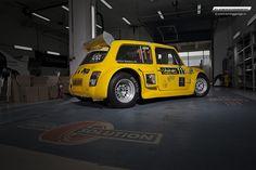 Mini Hayabusa Turbo