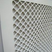 metal inset for doors