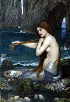 John William Waterhouse (1849 - 1917) was an English painter known for working in the Pre-Raphaelite style
