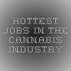 Hottest Jobs in the Cannabis Industry - Cannabis Training University - http://www.makemarijuanamoney.com/idevaffiliate.php?id=103