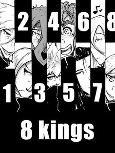the 8 kings begin to move! :)