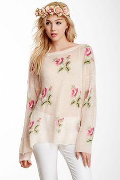 HauteLook   Wildfox Couture: Little Edie Roadie Sweater
