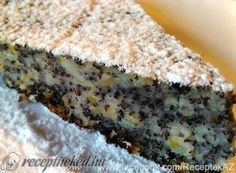 Érdekel a receptje? Diet Desserts, Paleo Dessert, Paleo Vegan Diet, Cake Recipes, Dessert Recipes, Torte Cake, Hungarian Recipes, Recipes From Heaven, Sweet Cakes