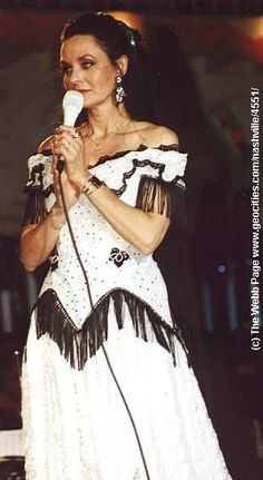 Crystal Gayle. She brings me back to the days of my father...