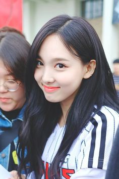 18/04/01 TWICE NAYEON X LG TWINS #TWICE #트와이스 #나연 #NAYEON
