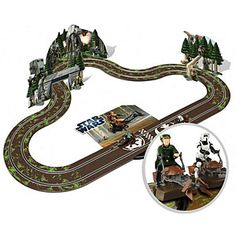 Scalextric Star Wars Race Tracks - considering this as an Christmas present.