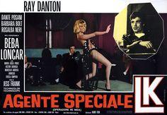 A Year of Spy Films 181/365 Lucky, el intrépido (1966 Spain / Italy) aka Lucky, the Inscrutable The International Spy Film Guide Score: 8/10  #isfg #spyfilmguide #jesusfranco #raydanton #spoof #popart #spymovie #spyfilm