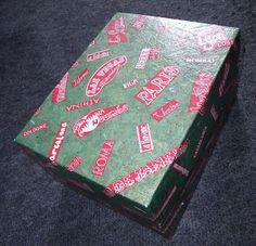 Boîte avec compartiments