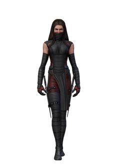 Elektra Joins Marvel Heroes 2016! | MarvelHeroes2016.com