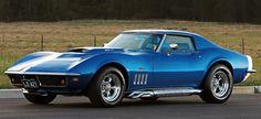 1968 - Chevrolet - Corvette C3 Sting Ray--Blog de haffyx-motor : Haffyx's Cars,