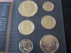 Kursmünzensatz Australien 24 Karat vergoldet,5 Cent-2 Doller Prägefrisch 2006,Monarchen der Welt von AbrahamsTroedelShop auf Etsy