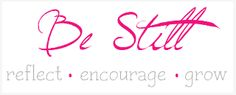 Bloggy Conference #BloggyCon @Bloggy_Con  Be Still Retreat Psalm 46:10a @TheBeStill