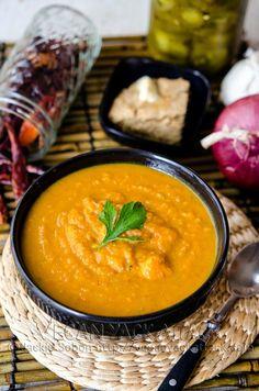 Vegan Smoky Sweet Potato Soup