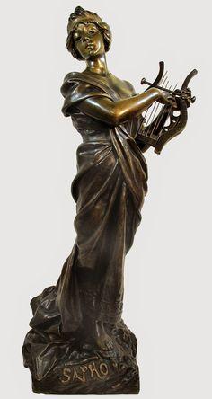 Le Prince Lointain: Emmanuel Villanis (1858-1914), Sapho.