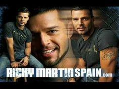 cantores latinos Latina, Austin Police, Ricky Martin, Fictional Characters, Singers, Musica, Fantasy Characters