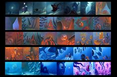 pixar storyboards - Google Search                                                                                                                                                                                 Más