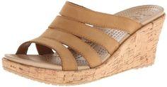 crocs Women's A-Leigh Wedge