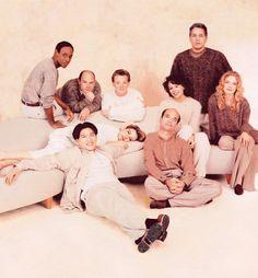 Voyager cast photo.