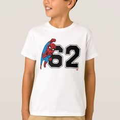 Pop Spider-Man 62 T-Shirt. Awesome Spider-Man Vintage Classic superhero designs to personalize as a gift for yourself or friends and family. Wonderful comic book hero gift ideas for birthdays. Superhero Design, Comic Styles, Comic Book Heroes, Drawing For Kids, Vintage Men, Spiderman, Fitness Models, Pop, Casual