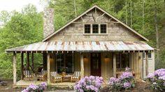 Cool Farmhouse porch