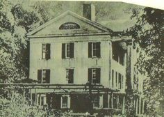 This is a picture of the Queen's mansion in Lock Haven, Pa. Lock Haven, Clinton County, Old Time Photos, Keystone State, Queen Pictures, Educational Programs, Local History, Historical Society, Pennsylvania