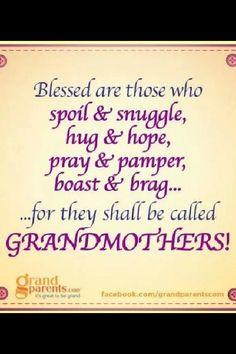 Grandmothers!!!
