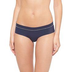 Women's Laser Cut Hipster Oxford Blue XS - Xhilaration