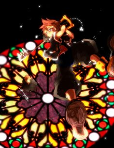 Kingdom Hearts, Sora VS. Roxas