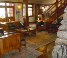Craftsman Style | Five Pine Lodge