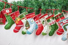 Christmas Stockings, Christmas Holidays, Christmas Decorations, Holiday Decor, Christmas Stuff, Christmas Ideas, Craft Projects, Projects To Try, Christmas Sewing