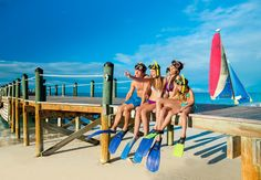 Photos, Videos, and Virtual Tours of things to do in the Caribbean at Beaches Resorts
