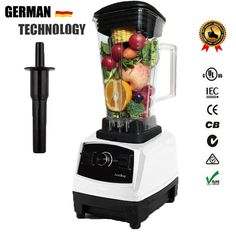 Cheap commercial blender, Buy Quality electric blender directly from China commercial blender mixer Suppliers: EU/US Plug BPA Free Commercial Blender Mixer Juicer Power Food Processor Smoothie Bar Fruit Electric Blender Healthy Fruit Smoothies, Fruit Drinks, Healthy Fruits, Fruit Blender, Blender Recipes, Food Processor Smoothies, Food Processor Recipes, Thanksgiving Fruit, Mixer Juicer
