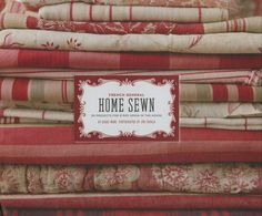French General: Home Sewn #book