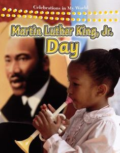 Commemorating the birthday of this champion of civil rights, Martin Luther King, Jr. Day celebrates the accomplishments and efforts of Dr. King. This compelling new title from Crabtree looks at Martin Luther King, Jr., his life, and the different celebrations in his honor every year. Full color photographs and detailed text bring to life the story of a great man.