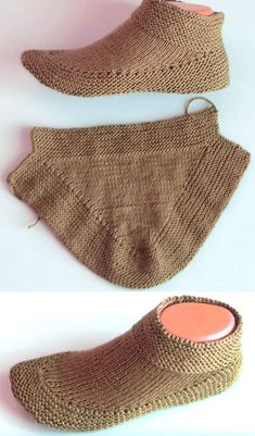 Knit Booties in 15 minutes - Tutorial Record of Knitting Yarn spinning, weaving and stitching careers such as for instance BC. Baby Sweater Knitting Pattern, Arm Knitting, Knitting Socks, Knitting Patterns Free, Knit Patterns, Knitting Machine, Knitted Booties, Knitted Slippers, Crochet Shoes