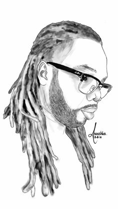 First time drawing dreadlocks @rotsmicha  results Perfection takes time #dreadlockssketch #dreadlocks #dreadlockdrawing #hbpencil #hbpencilsketch #fpencil #pencilsketch