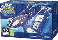 Gaming Deals UK on Nintendo Console & Pokemon Alpha Sapphire (Blue Skeleton) using code at Tesco Pokemon Alpha, Pokemon Omega Ruby, All Pokemon, Nintendo 2ds, Nintendo Eshop, Hoenn Region, Powerful Pokemon, Ds Xl, Alfa Alfa