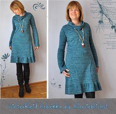 Winterkleid Rebekka by #Allerlieblichst