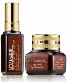 Estée Lauder Advanced Night Repair collection, para combater as linhas de expressão
