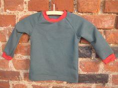 Upcycling Pulli für Kids von Re:nahte auf Dawanda.com