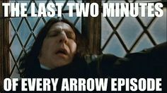 "The Best ""Arrow"" Memes So Far - Part 2 | moviepilot.com"