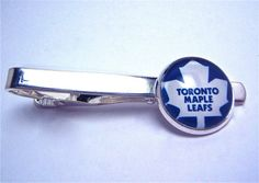 Tie Clip New York Rangers LogoHandmadeMade in by CynthiaCoolBeans, $19.95
