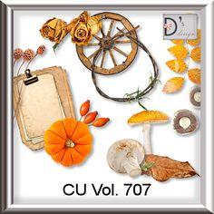 Vol. 707 - Autumn Mix by Doudou's Design
