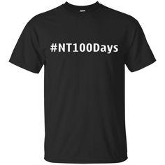 #NT100Days President Obama Shirt