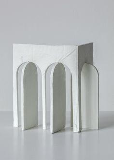 Ricky Swallow . arch study, 2013