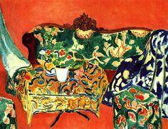 Still Life in Seville by Henri Matisse