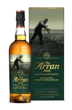 Arran Malt Orkney Bere Barley Scotch Whisky   Flickr - Photo Sharing!